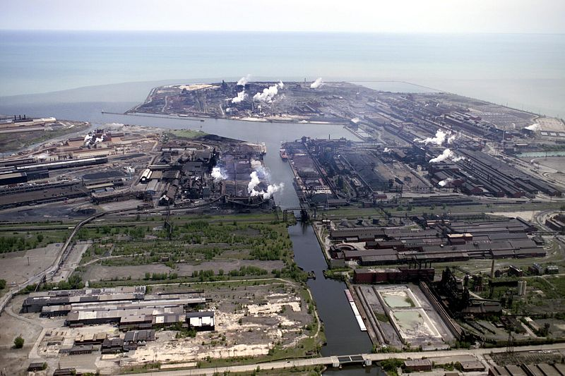East Chicago Indiana Refinery Clean Up An